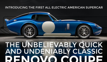 Renovo Coupe Electric Vehicle Supercar 2