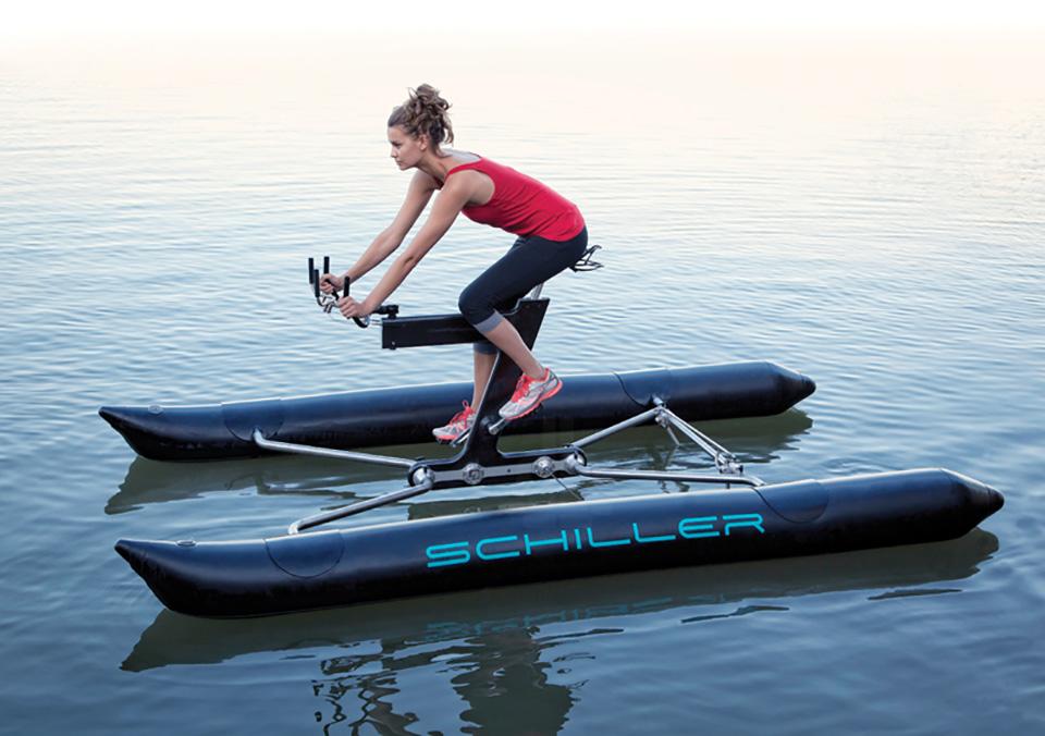 Schiller X1 Water Bike 1
