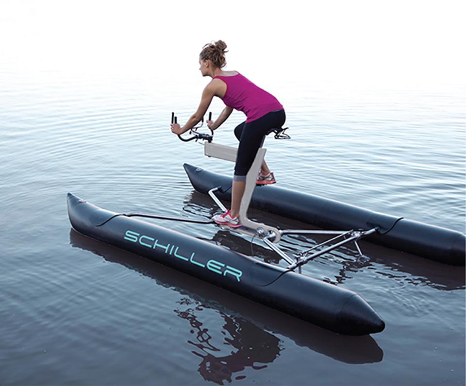 Schiller X1 Water Bike 2