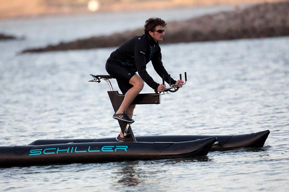 Schiller X1 Water Bike 4