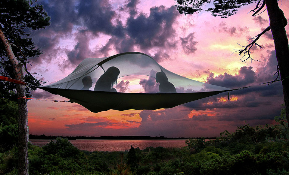 Best Tents 2015 and Beyond: Tentsile Tree Tents