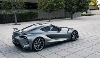 Toyota FT-1 Graphite Concept 2