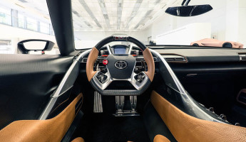 Toyota FT-1 Graphite Concept 9