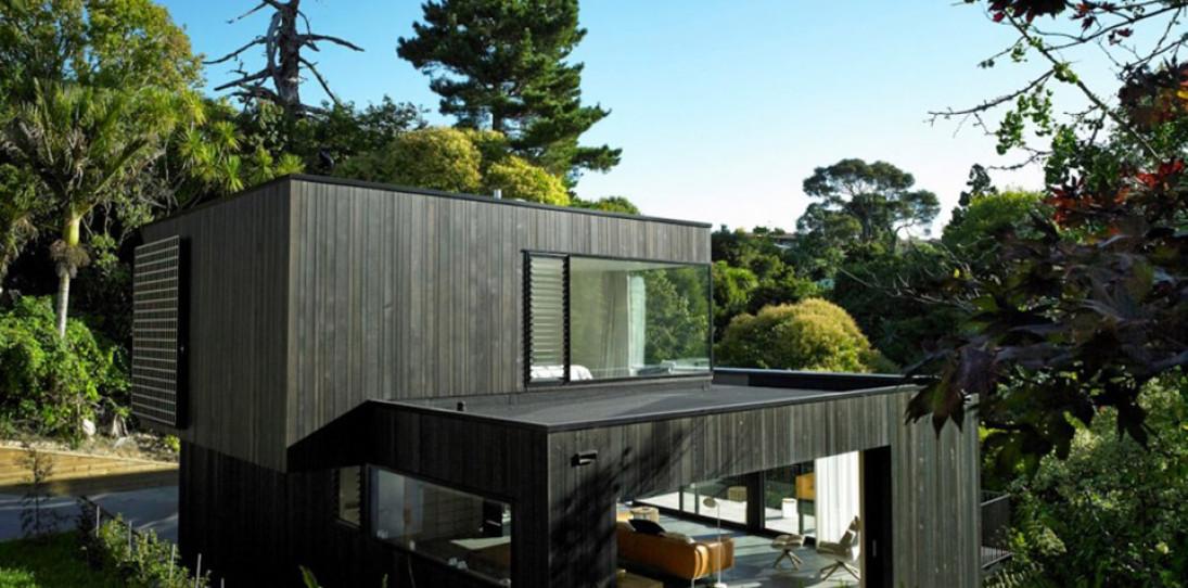 Waiatarua House by Hamish Monk Architecture 1