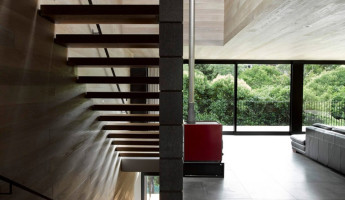 Waiatarua House by Hamish Monk Architecture 7