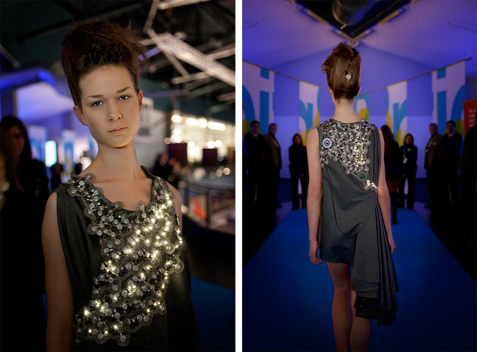 Wearable Tech – Diffus Climate Dress 1