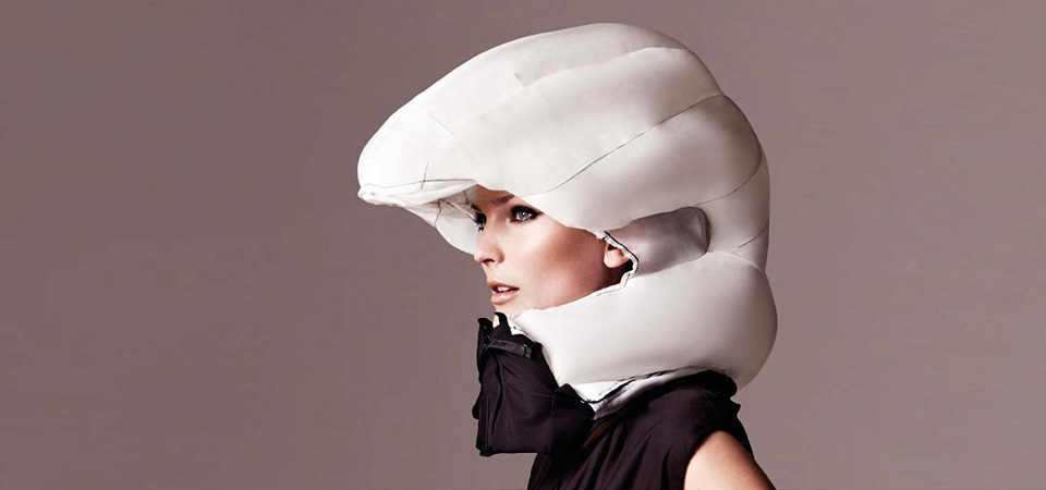 Wearable Tech – Hovding Cycling Airbag Helmet 2
