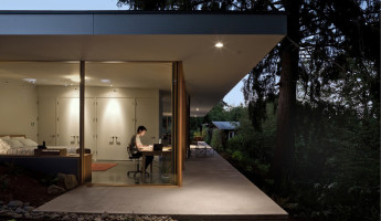 Contemporary Courtyard House