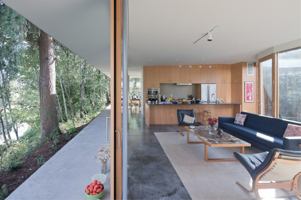 Contemporary Courtyard House 6