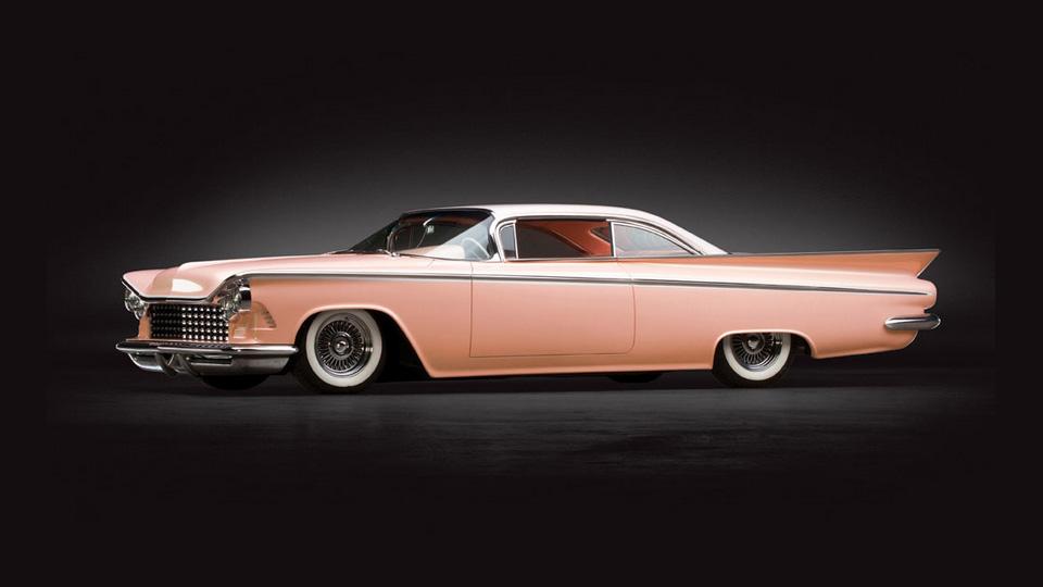1959 Buick Invicta Hardtop Coupe Peaches and Cream 1