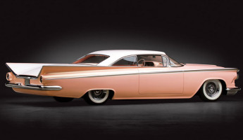 1959 Buick Invicta Hardtop Coupe Peaches and Cream 2