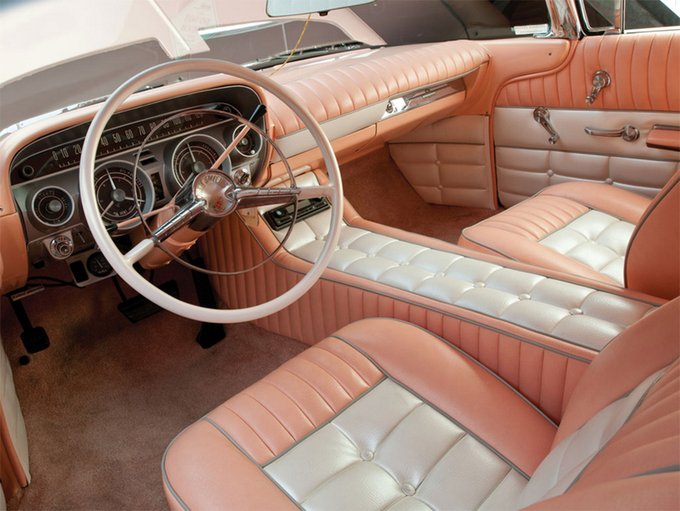 1959 Buick Invicta Hardtop Coupe Peaches and Cream 3