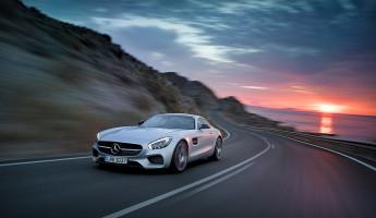 2016 Mercedes AMG GT 4