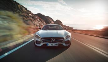 2016 Mercedes AMG GT 5
