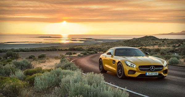 2016 Mercedes AMG GT 6 600x316 2016 Mercedes AMG GT is The New Leader of the Pack