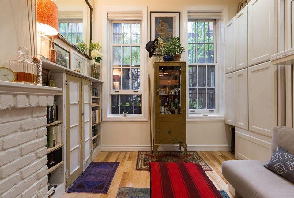 242 Sq Ft NYC Apartment Tiny NYC Apartment 11