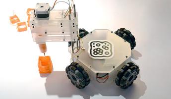 3&DBot Robotic 3D Printer 1