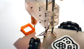 3&DBot Robotic 3D Printer 2