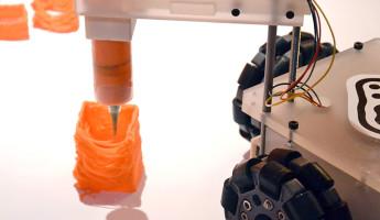 3&DBot Robotic 3D Printer 6