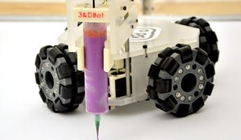 3&DBot Robotic 3D Printer 8