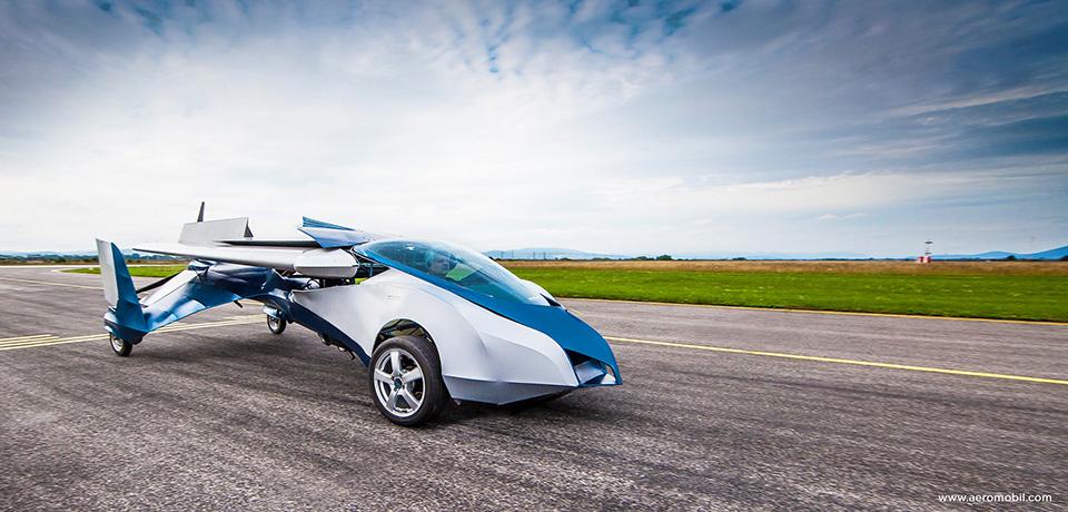 Aeromobil Flying Car 4