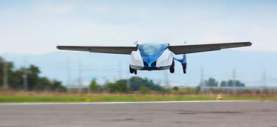 Aeromobil Flying Car 6