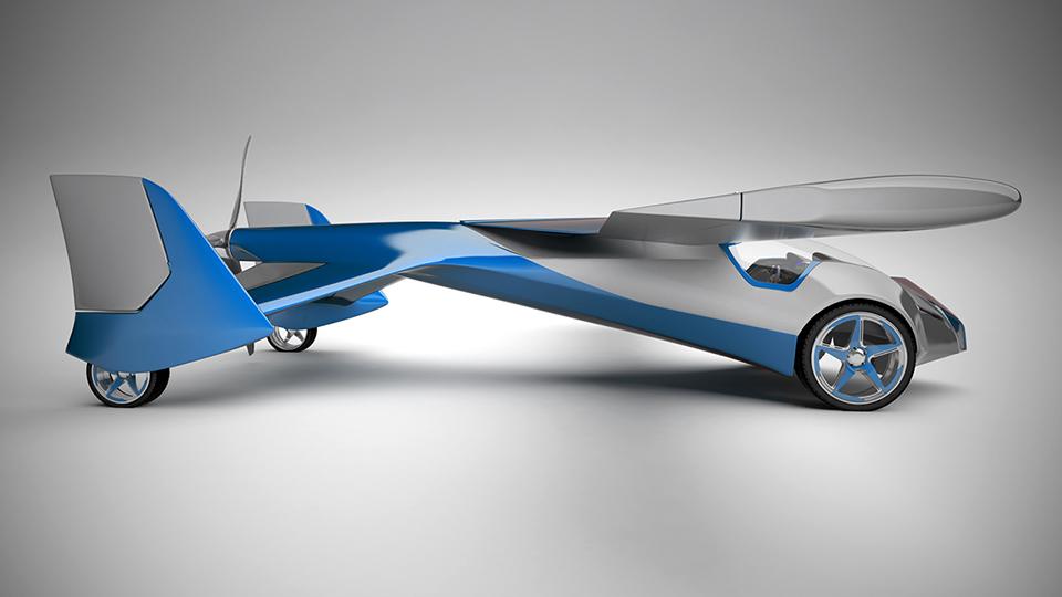 Aeromobil Flying Car 9