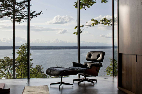 Casa Inlet Retreat by MW Works Architecture 7 600x400 Casa Inlet Retreat is a Puget Sound Paradise