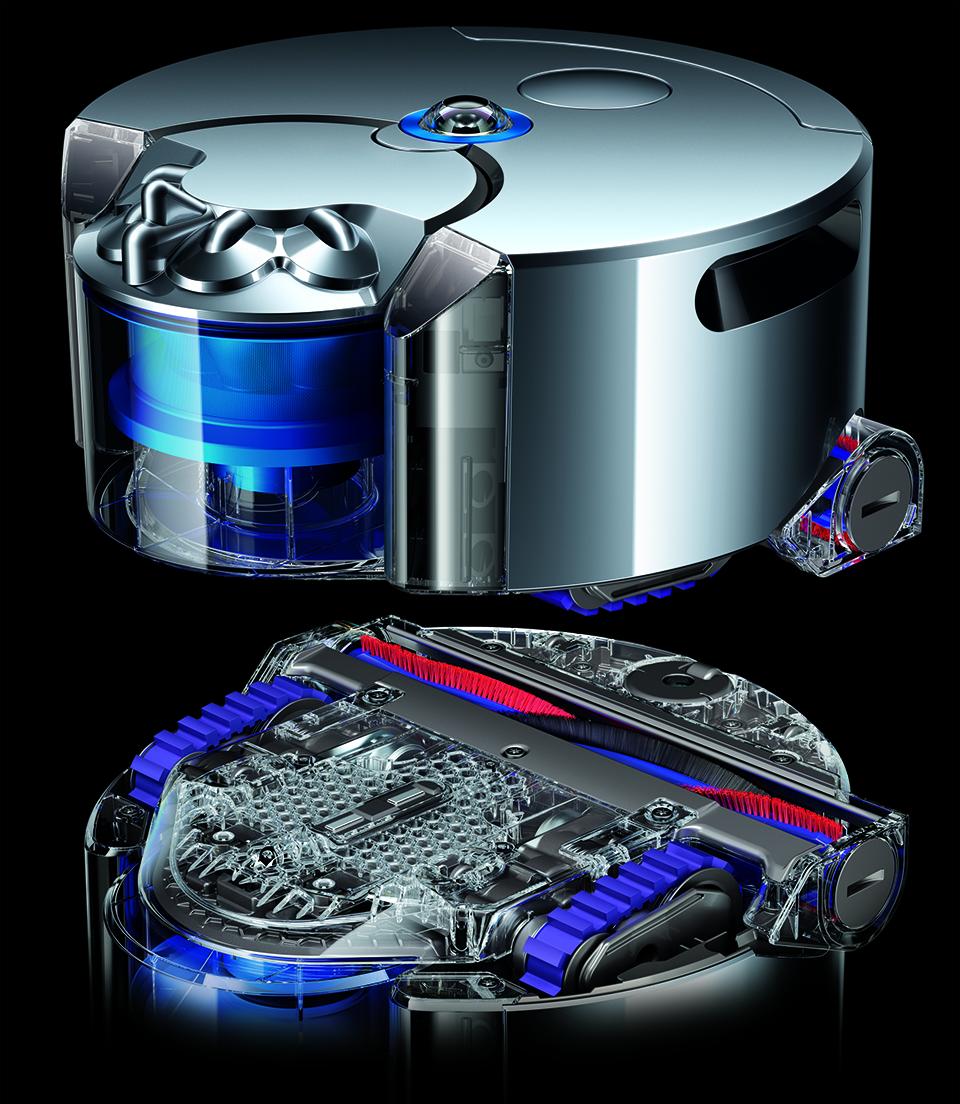 Dyson 360 Eye Vacuum 3