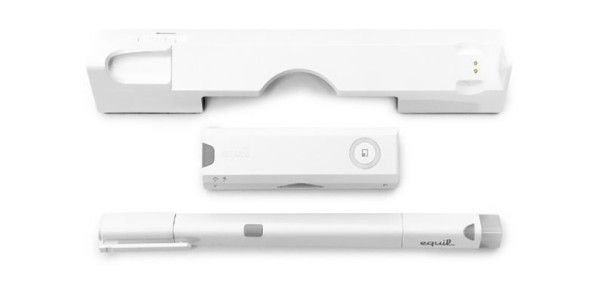 Equil Smartpen 2 3 600x293 Equil Smartpen 2 Turns Pen And Paper to Digital
