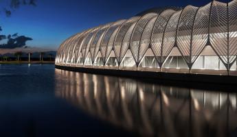 Florida Polytechnic University by Santiago Calatrava 4