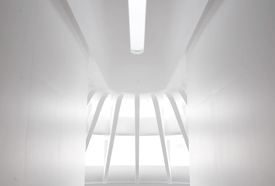 Florida Polytechnic University by Santiago Calatrava - Heavens Gate