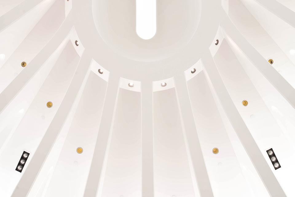 Florida Polytechnic University by Santiago Calatrava - Rib Cage