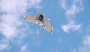 Google Delivery Drone 345x200 Google Project Wing Brings Drone Delivery to Rural Environments