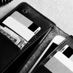 Hard Graft iPhone 6 Case - Mighty Phone Fold Wallet 3