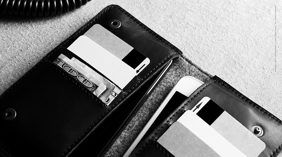 Hard Graft iPhone 6 Case – Mighty Phone Fold Wallet 3