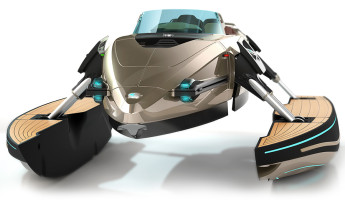 Kormoran Transforming Boat 1