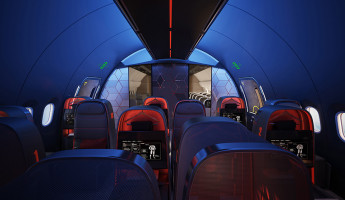 Nike Athlete's Plane Sky-High Plane Training Facility (1)