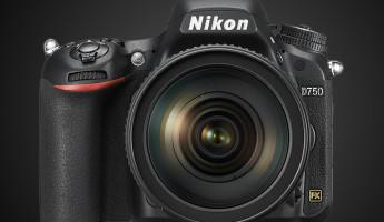 Nikon D750 DSLR 2
