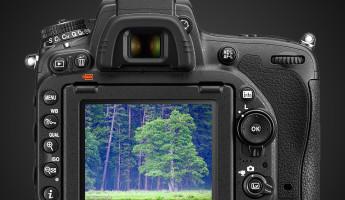 Nikon D750 DSLR 3