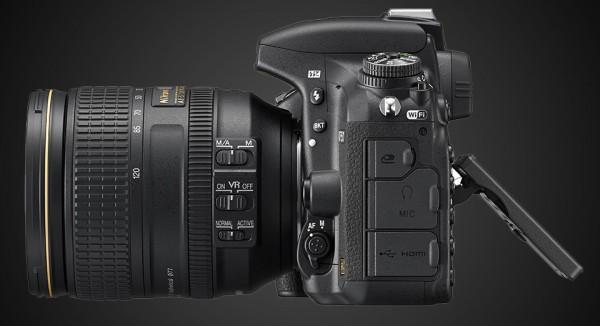Nikon D750 DSLR 4 600x326 Nikon D750 DSLR: Nikons Most Flexible Digital SLR Yet?