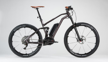 Philippe Starck MASS Electric Bicycles