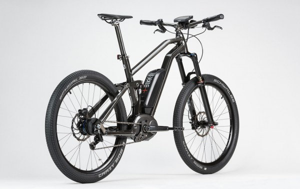 Philippe Starck MASS Bicycles 3 600x378 Philippe Starck MASS Electric Bicycles Are One Hell of a Power Boost