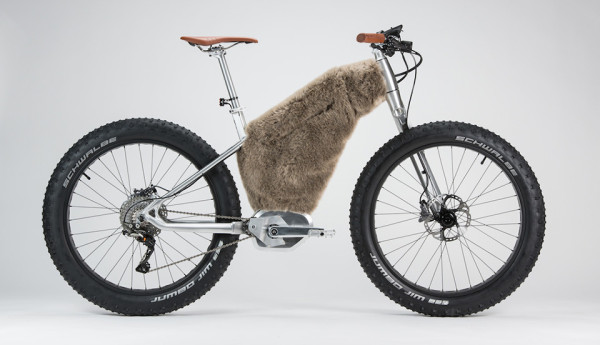 Philippe Starck MASS Electric Bicycles 4