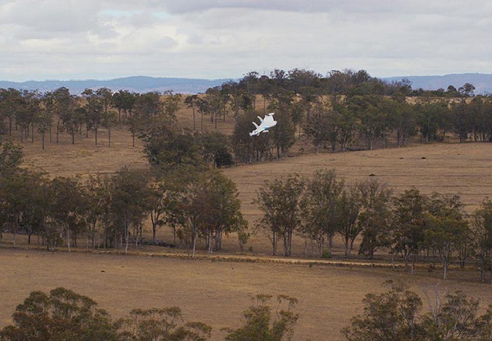 Project Wing Australia