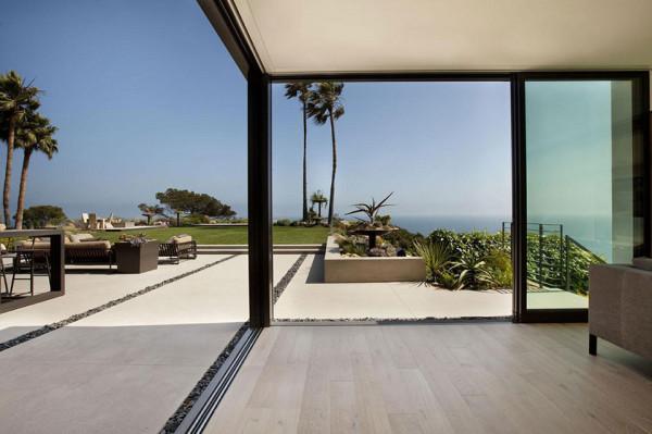 Revello Residence by Shubin and Donaldson Architects 4 600x399 Revello Residence by Shubin and Donaldson Architects