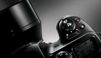 Samsung NX1 DSLR 1