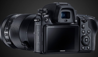 Samsung NX1 Smart Camera Display