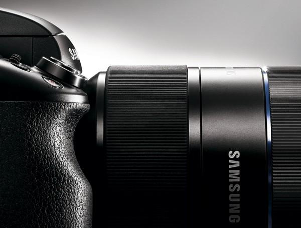 Samsung NX1 DSLR Detail