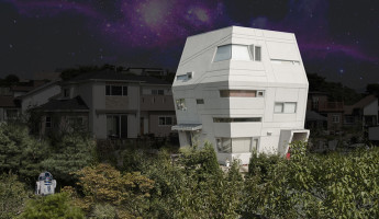 Star Wars House by Moon Hoon Architects